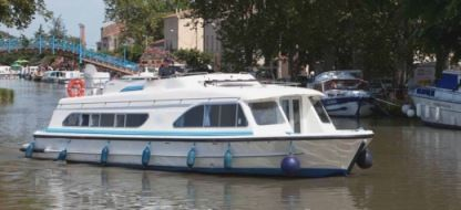Charter Houseboat Peniche Calypso Castelnaudary