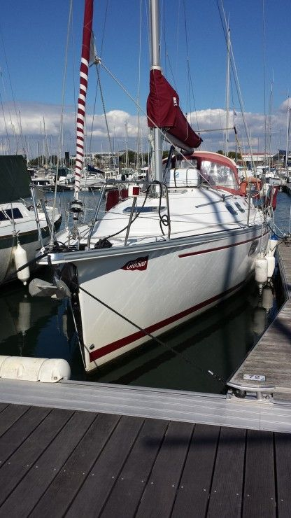 Rental Sailboat Dufour Gib Sea 33 La Rochelle