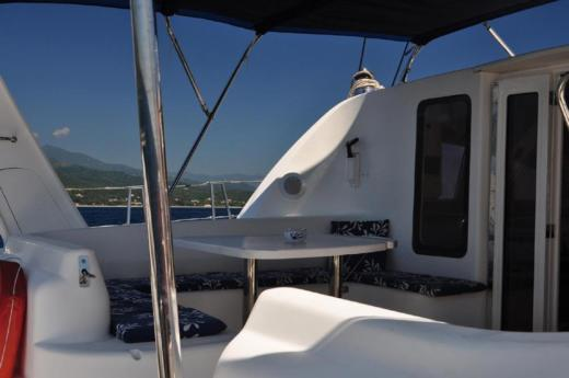 Charter catamaran in Saint-Florent