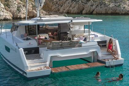 Hire Catamaran Fountaine Pajot Astréa 42 Cogolin