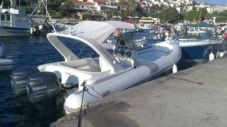 RIB 2003 Bat 745 Artik for hire
