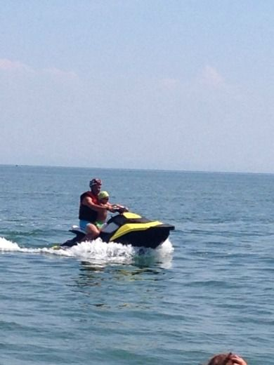 Moto d'acqua Sea Doo Spark tra privati