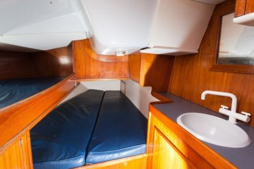Jeanneau Sun Magic 44 in Granville zwischen Privatpersonen