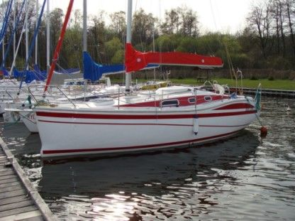 Rental Sailboat Tes 32 Dreamer Gizycko
