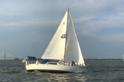 Charter Sailboat Albin Vega 27 Charleston