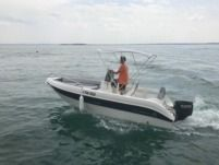 Verhuur Motorboot Allegra All 530 Open Moniga del Garda
