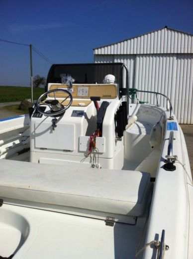 Motorboat Arkos Open 507