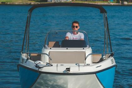 Rental Motorboat Quicksilver Activ 555 Open Tivar