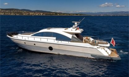 Charter Motorboat Aicon 23M Cannes