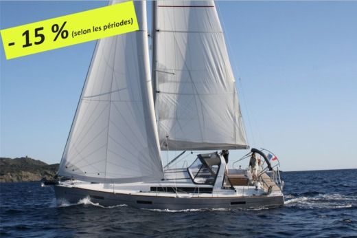 Beneteau Oceanis 41 in Toulon for hire