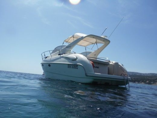 Motorboat GOBBI 315 Sc peer-to-peer