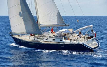 Rental Sailboat Jeanneau Sun Odyssey 52.2 Costa Adeje