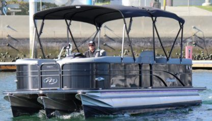 Charter Motorboat Manitou 250 Marina del Rey
