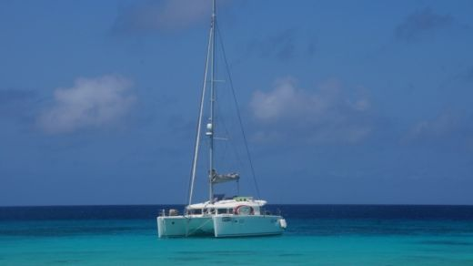 Location Catamaran Lagoon Lagoon 450 Sainte-Anne
