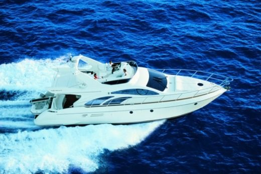 AZIMUT 50 FLY in Dubrovnik peer-to-peer