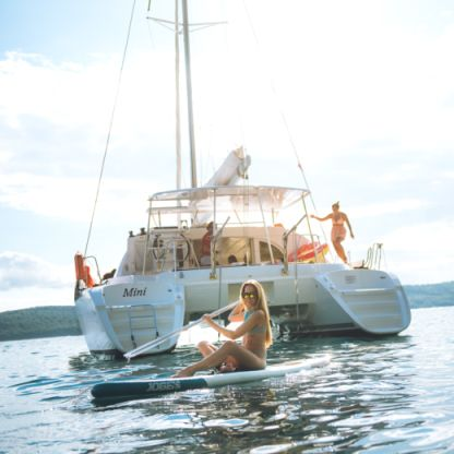 Location Catamaran Lagoon 380 Split