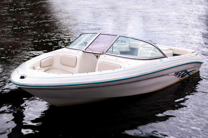 Hire Motorboat Sea Ray 175 Saint Petersburg