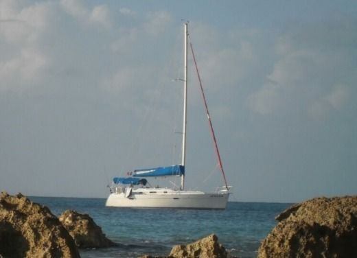 Sailboat BENETEAU Oceanis 343 for hire