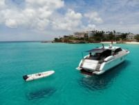 Guy Couach Couach Yacht 70 in Gustavia for hire