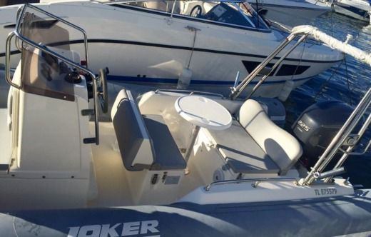 JOKER BOAT CLUBMAN 22 in Marseille peer-to-peer