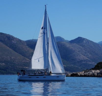 Charter Sailboat Bavaria Cruiser 41 Göcek