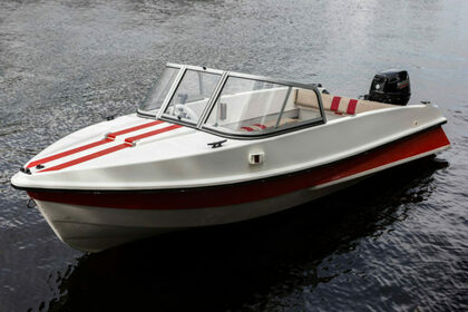 Rental Motorboat Suzuki Custom Saint Petersburg