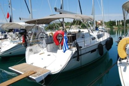 Charter Sailboat Bavaria Cruiser 37 Sami