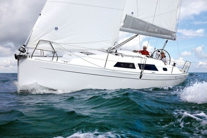Rental Sailboat HANSE 325 Dubrovnik