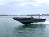 RIB Dk Boats 26Ft Category 3 Commercial Rib – 6 Man for hire