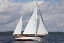 Sailboat Formosa 41 for hire