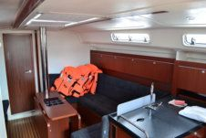 Sailboat Hanse 415 for rental
