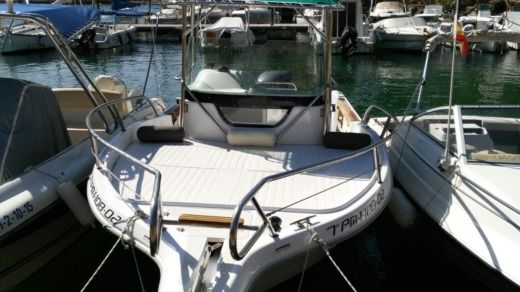 Sessa Marine Key Largo 23 in Ciutadella de Menorca for hire