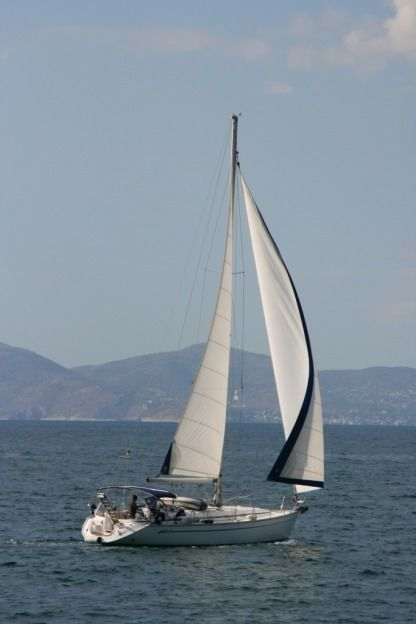 Charter Sailboat Bavaria 49 Paros