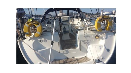 Sailboat BAVARIA Cruiser 42 for hire