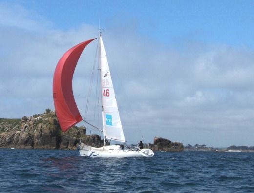 Charter sailboat in Roscoff peer-to-peer