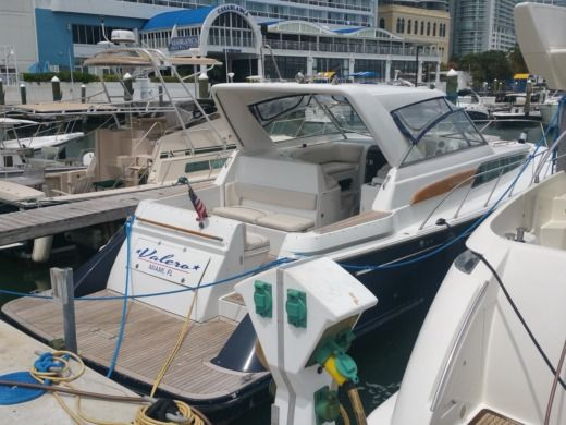Chris Craft 42 in Miami for hire