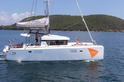 Location Catamaran LAGOON 39