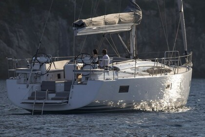 Rental Sailboat JEANNEAU 54 Skiathos