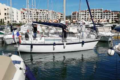 Rental Sailboat ALOA MARINE SEB ALOA 27 Cogolin