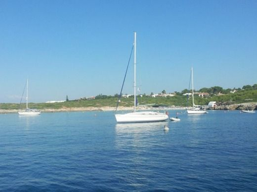 Bavaria 36 in Mahon for hire