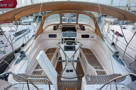 Sailboat Elan ELAN 384 Imp. for hire