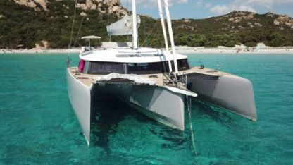 Location Catamaran Neel Trimarans Neel 51 Ajaccio