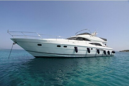 Rental Motor yacht PRINCESS 65 Fly Çeşme