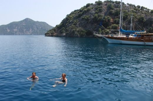 Location Voilier Rota Yachting Standart Gulet With 6 Cabins Marmaris