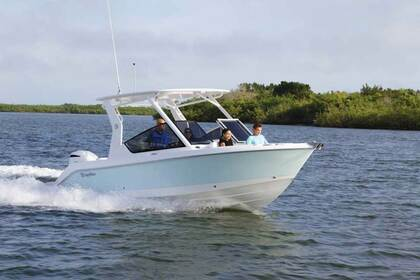 Hire Motorboat Edgewater Bay Boat 24 Daytona Beach