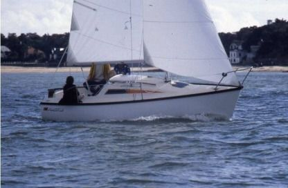 Charter Sailboat Bénéteau First 18 Qr Saint-Étienne