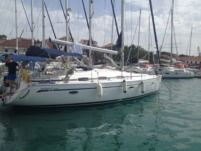 Sailboat Bavaria 39 for hire