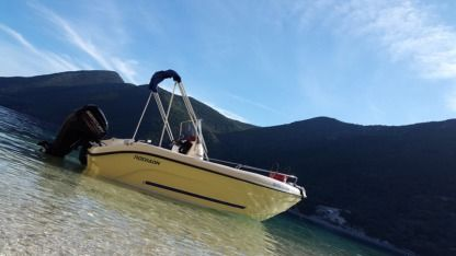 Charter Motorboat Blue Water 480 Lefkada