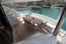 Sunseeker Manhattan 70 in Malta
