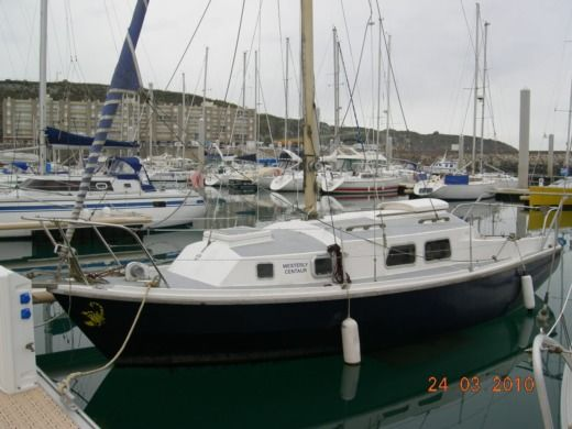 Westerly Marine Centaur a Saint-Cast-le-Guildo tra privati
